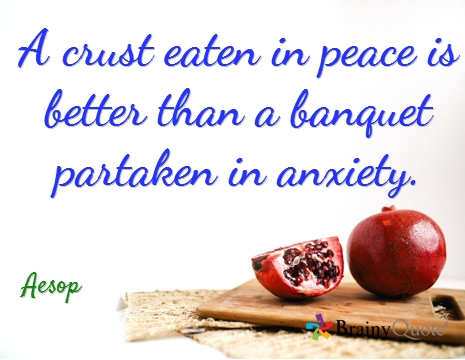 Aesop_Food_Quote